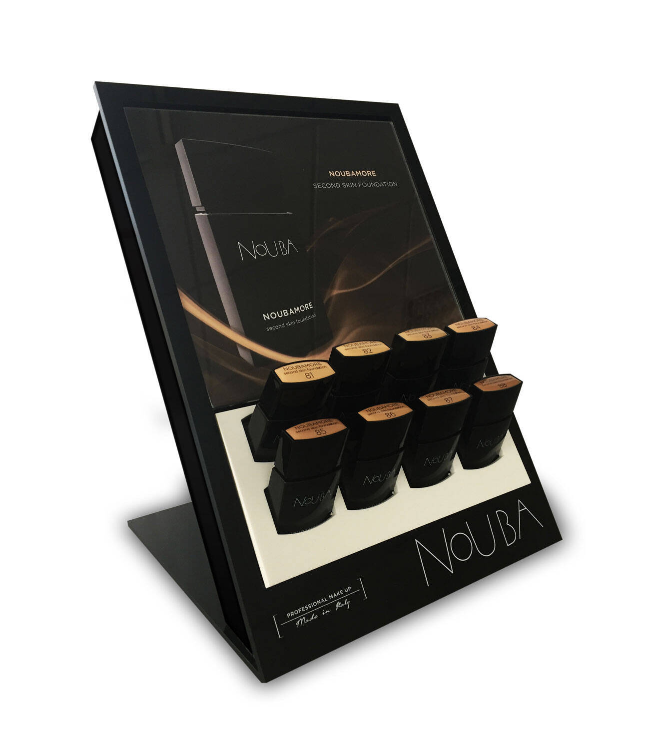 Espositore da Banco MakeUp NOUBA
