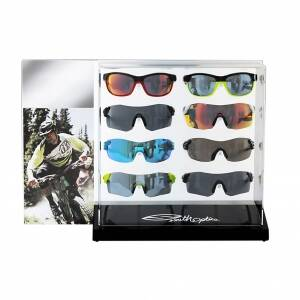 Counter display unit for SMITHOPTICS glasses